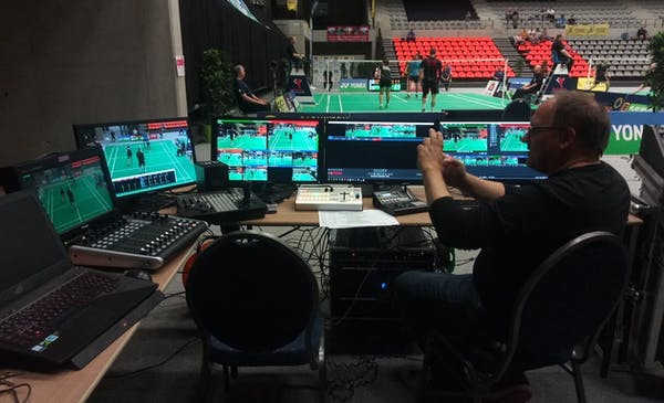 LIVE STREAMING & MULTICAM – sport events